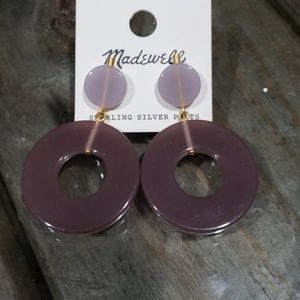Madewell Jewelry - Madewell earrings